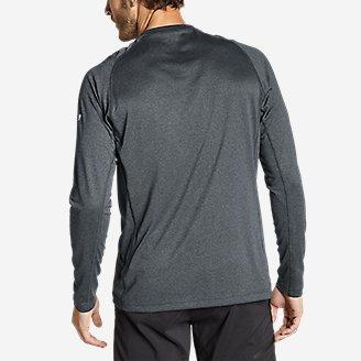 Thumbnail View 2 - Men's Resolution Long-Sleeve T-Shirt