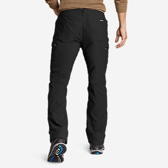 Thumbnail View 2 - Men's Guide Pro Lined Pants