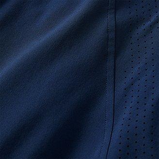 Thumbnail View 3 - Men's Departure Perforated Short-Sleeve Shirt