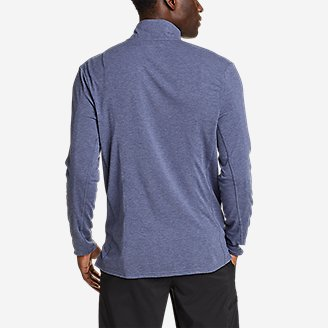 Thumbnail View 2 - Men's Boundless Long-Sleeve 1/4-Zip