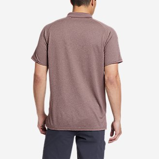 Thumbnail View 2 - Men's Resolution Pro Short-Sleeve Polo Shirt 2.0