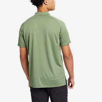 Thumbnail View 2 - Men's Resolution Pro Short-Sleeve Polo Shirt 2.0