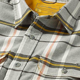 Thumbnail View 3 - Men's Ultimate Expedition Flex Flannel Shirt