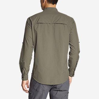 Thumbnail View 2 - Men's Atlas Exploration Long-Sleeve Shirt