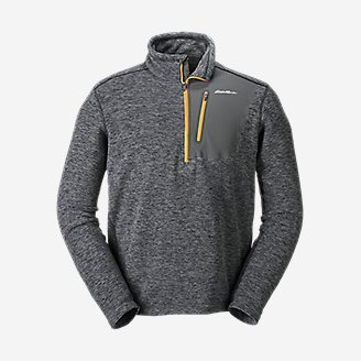 Thumbnail View 2 - Men's Cloud Layer Pro 1/4-Zip Pullover