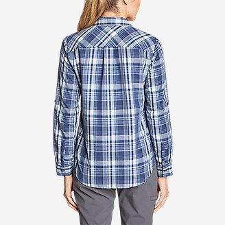 Thumbnail View 2 - Women's Mountain Long-Sleeve Shirt