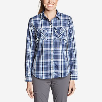 Thumbnail View 3 - Women's Mountain Long-Sleeve Shirt