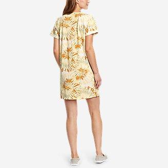 Thumbnail View 2 - Women's Myriad Short-Sleeve T-Shirt Dress