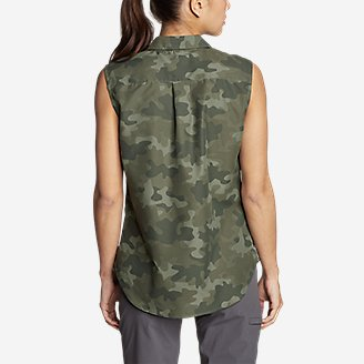 Thumbnail View 2 - Women's Mountain Sleeveless Shirt
