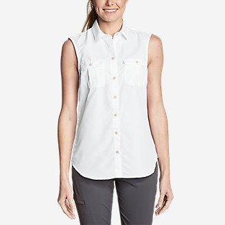 Thumbnail View 3 - Women's Mountain Sleeveless Shirt