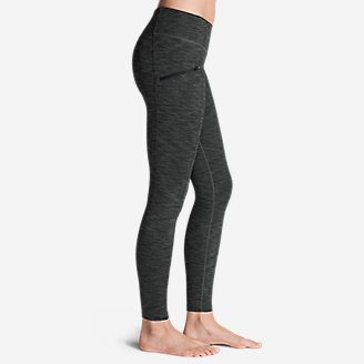 Thumbnail View 3 - Women's Trail Tight Leggings - 2D Heather