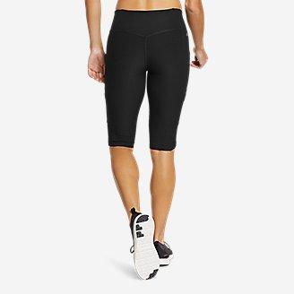 Thumbnail View 2 - Women's Trail Tight Knee Shorts