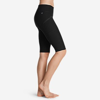 Thumbnail View 3 - Women's Trail Tight Knee Shorts