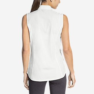 Thumbnail View 2 - Women's Departure Sleeveless Shirt