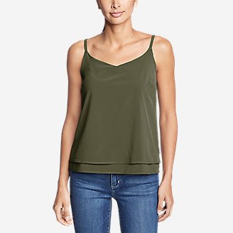 Thumbnail View 3 - Women's Departure Cami - Solid