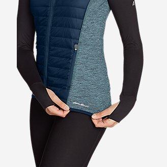 Thumbnail View 3 - Women's IgniteLite Hybrid Vest