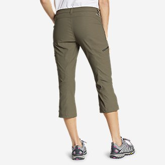 Thumbnail View 3 - Women's Guide Pro Capris