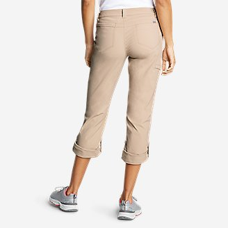 Thumbnail View 2 - Women's Horizon Roll-Up Pants