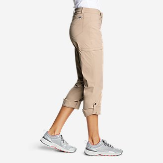 Thumbnail View 3 - Women's Horizon Roll-Up Pants