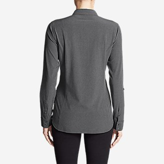 Thumbnail View 2 - Women's Departure Long-Sleeve Shirt