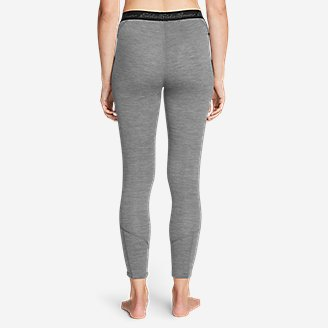 Thumbnail View 2 - Women's Midweight FreeDry® Merino Hybrid Baselayer Pants