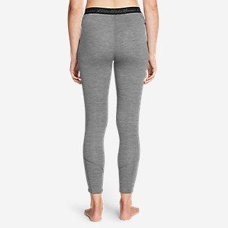 Thumbnail View 2 - Women's Heavyweight FreeDry® Merino Hybrid Baselayer Pants
