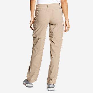 Thumbnail View 2 - Women's Horizon Convertible Cargo Pants