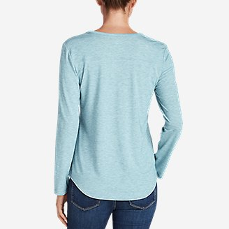 Thumbnail View 2 - Women's Mercer Knit Henley Shirt