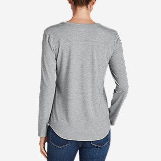 Thumbnail View 2 - Women's Mercer Knit Henley Shirt
