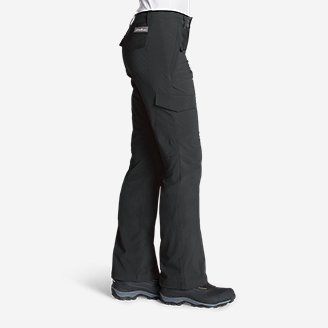 Thumbnail View 3 - Women's Polar Fleece-Lined Pants