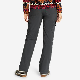 Thumbnail View 2 - Women's Polar Fleece-Lined Pants