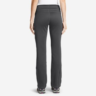 Thumbnail View 2 - Women's Stretch Fleece Pants