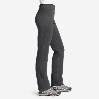 Thumbnail View 3 - Women's Stretch Fleece Pants