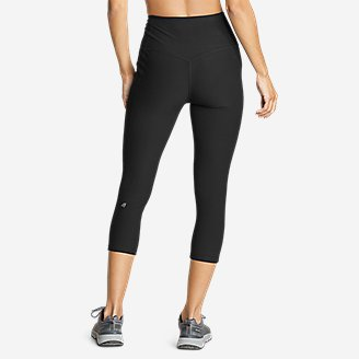 Thumbnail View 2 - Women's Movement High Rise Capris