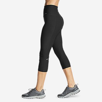 Thumbnail View 3 - Women's Movement High Rise Capris