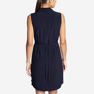 Thumbnail View 3 - Women's Departure Sleeveless Shirt Dress