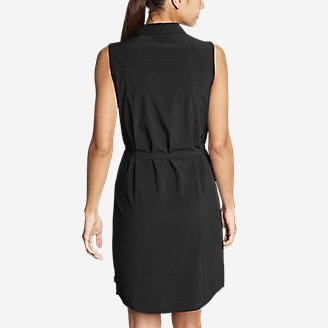 Thumbnail View 2 - Women's Departure Sleeveless Shirt Dress