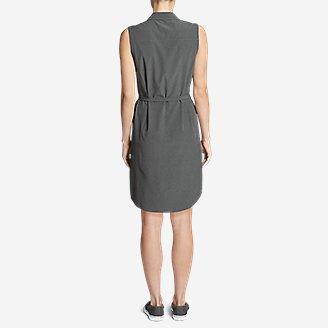Thumbnail View 2 - Women's Departure Sleeveless Shirt Dress