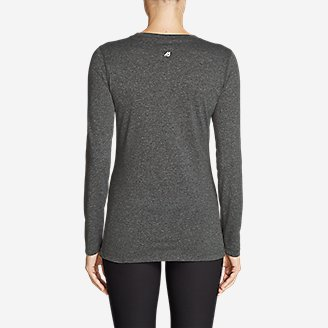 Thumbnail View 2 - Women's Resolution Long-Sleeve Crew