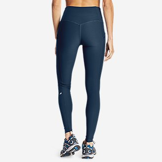Thumbnail View 2 - Women's Trail Tight Leggings - High Rise