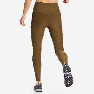 Thumbnail View 2 - Women's Trail Tight Leggings - High Rise