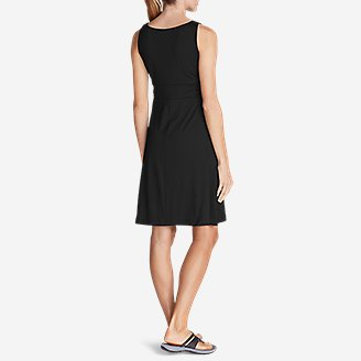 Thumbnail View 2 - Women's Aster Crossover Dress - Solid