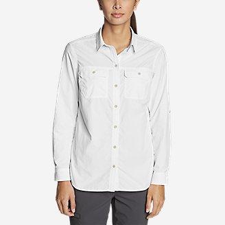 Thumbnail View 3 - Women's Mountain Ripstop Long-Sleeve Shirt