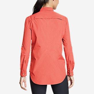 Thumbnail View 2 - Women's Mountain Ripstop Long-Sleeve Shirt