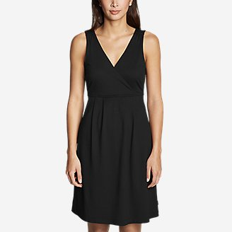Thumbnail View 3 - Women's Aster Crossover Dress - Solid