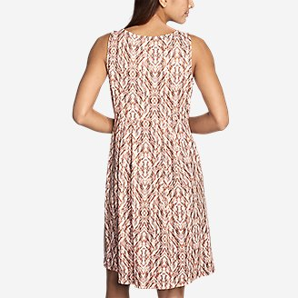 Thumbnail View 2 - Women's Aster Crossover Dress - Print
