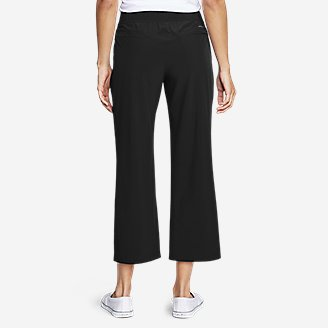 Thumbnail View 2 - Women's Departure Wide-Leg Crop Pants