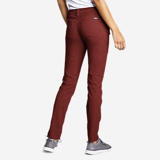 Thumbnail View 2 - Women's Horizon Guide 5-Pocket Slim Straight Pants