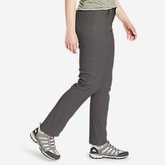 Thumbnail View 3 - Women's Horizon Guide 5-Pocket Slim Straight Pants