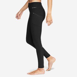 Thumbnail View 3 - Women's Trail Mix Hybrid Leggings